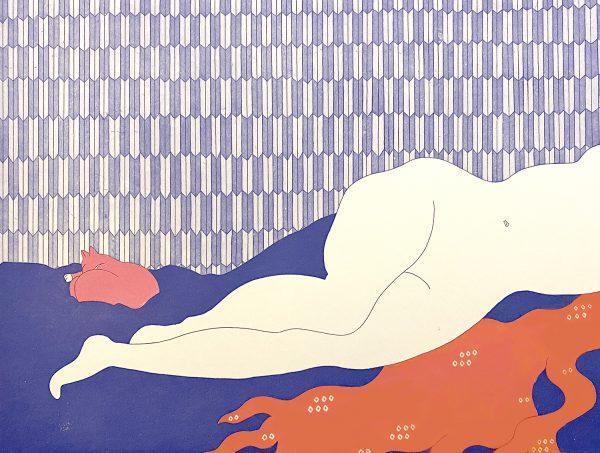Yoko Akino, Behind the Curtain the Night Goes On