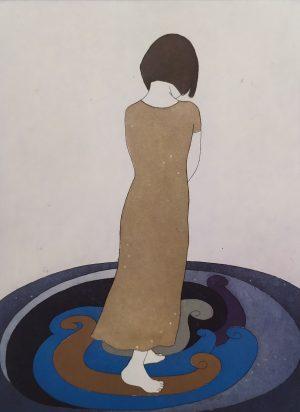 Graphic Studio Dublin •Yoko Akino: Graphic Studio Dublin: He wishes for the Cloths of Heaven