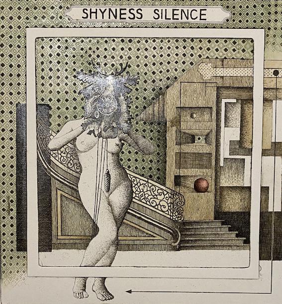 Graphic Studio Dublin: Shyness Silence