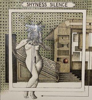 Graphic Studio Dublin •Andrzej Mazur: Shyness Silence €300