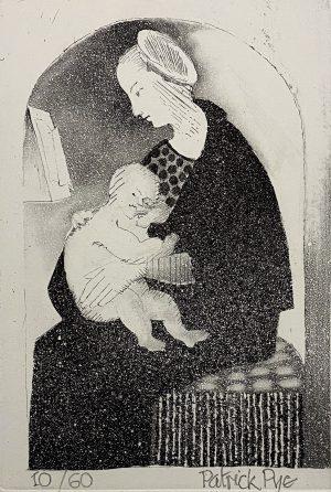 Graphic Studio Dublin •Patrick Pye: Madonna& Child