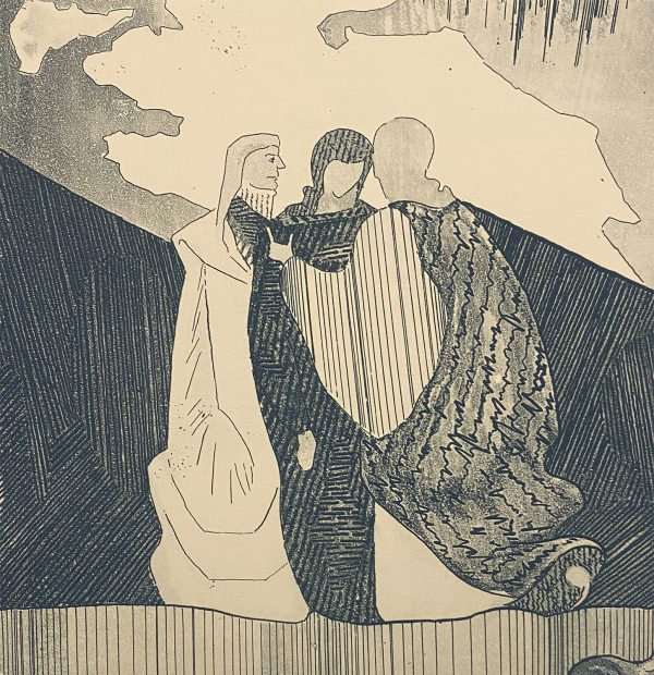 Patrick Pye, The Women at the Cross