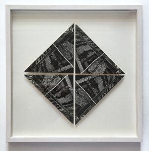 Ria Czerniak-LeBov, Fade to Grey (After Escher)