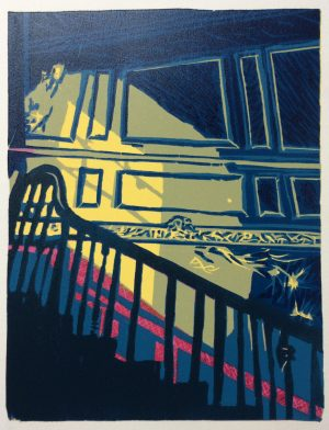 Graphic Studio Dublin •Gerard Cox: Chandlers_Court_staircase