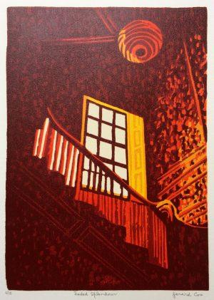 Graphic Studio Dublin •Gerard Cox: Faded Splendor