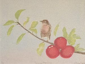 Graphic Studio Dublin •Cliona Doyle: Cliona Doyle Kanreki crop 031120M-1