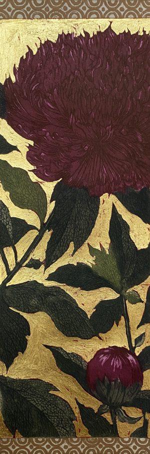 Graphic Studio Dublin •Jean Bardon: Detail, Paeony I