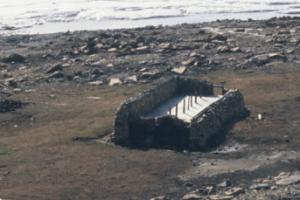 Kellett storehouse dealy Is Canadian Arctic