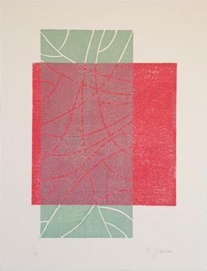 Graphic Studio Dublin •Susan Mannion: Susan Mannion Kanreki crop 031120M