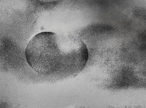 Graphic Studio Dublin •Vincent Sheridan: Atom 1, ed of 46, 40x29cm WEB