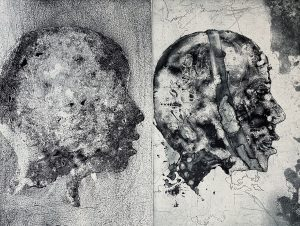 Graphic Studio Dublin •Vincent Sheridan: Untitled, 60 x 45cm WEB