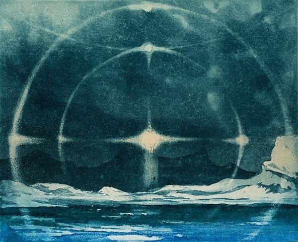 Vincent Sheridan, Untitled, etching, 12.6 x 10.4cm WEB