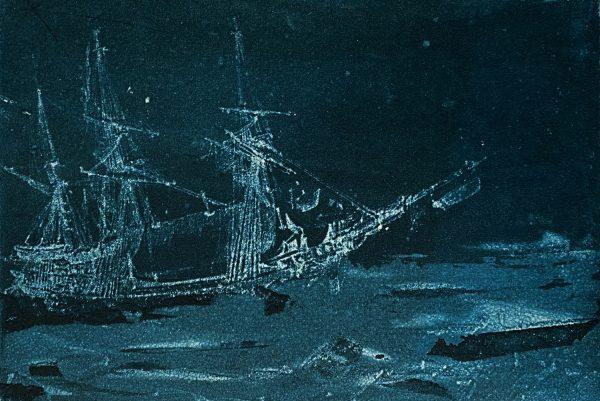 Vincent Sheridan, ed of 25, 15x10cm, etching WEB