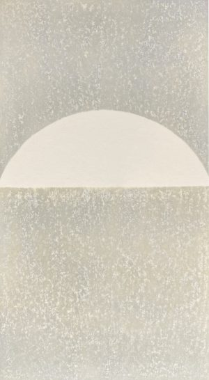 Graphic Studio Dublin •Kate MacDonagh: SIilver Lights 1