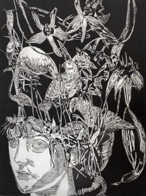 Graphic Studio Dublin •Ernada Husic: Brain Forest WEB