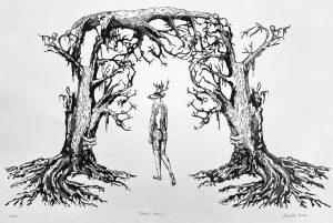 Graphic Studio Dublin •Ernada Husic: Forest Walk WEB