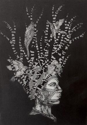 Graphic Studio Dublin •Ernada Husic: Jewel in the Crown WEB