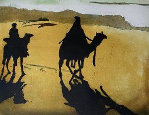 Graphic Studio Dublin •Richard Lawlor: Graphic Studio Dublin: Sand Roads of Southern Nights Alone
