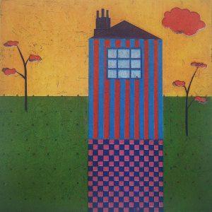 Graphic Studio Dublin •Vaida Varnagiene: Summer House_Vaida Varnagiene