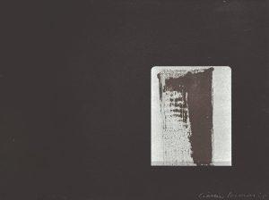Graphic Studio Dublin •Ciarán Lennon: Ciaran Lennon, Untitled (Silence)